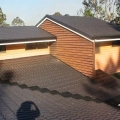 Gutter protection on Homes
