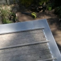 Cliplock pan fix gutter guard installation