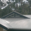 leafmesh installed on a corro valley.